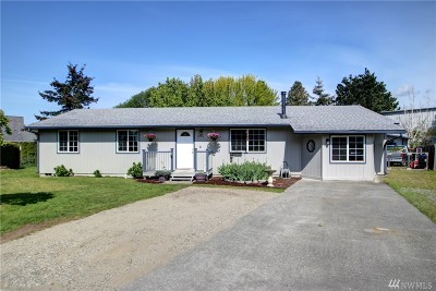 Skagit County Single Family Home For Sale: 1206 Heather Ln