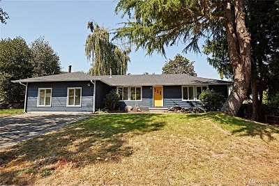 Des Moines Single Family Home For Sale: 2116 S 230th St