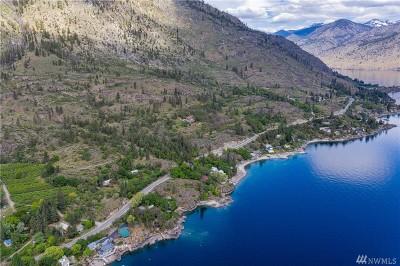 Chelan, Chelan Falls, Entiat, Manson, Brewster, Bridgeport, Orondo Residential Lots & Land For Sale: 15333 S Lakeshore Road