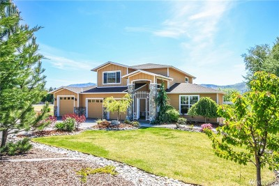 Chelan County Single Family Home For Sale: 60 Wall St