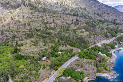 Chelan, Chelan Falls, Entiat, Manson, Brewster, Bridgeport, Orondo Residential Lots & Land For Sale: 15339 S Lakeshore Road