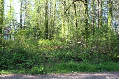 Olympia Residential Lots & Land For Sale: 8639 Evergreen Dr NE