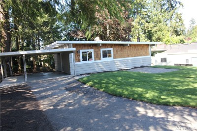 Bellevue Single Family Home For Sale: 14248 Lake Hills Blvd