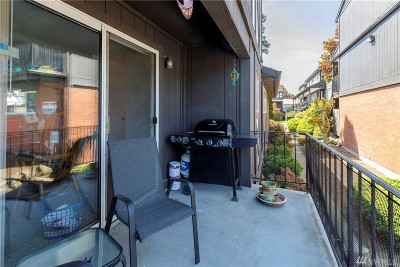 SeaTac Condo/Townhouse For Sale: 3425 S 176th #260