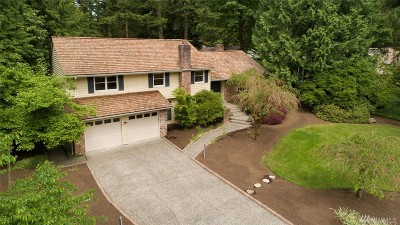 Sammamish Single Family Home For Sale: 2212 Sahalee Dr W