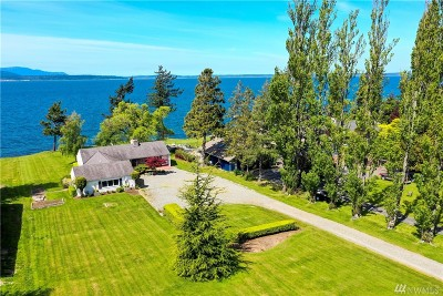 Single Family Home For Sale: 512 Bayside Rd