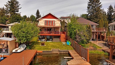 Stanwood Single Family Home For Sale: 17208 Schuhs Lane