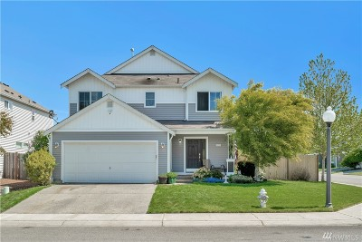 Spanaway Single Family Home Contingent: 17733 16th Ave E