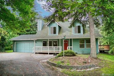 Snohomish Single Family Home For Sale: 4520 157th Ave SE