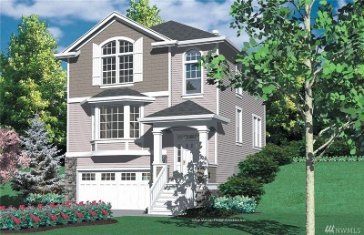 Kingston Single Family Home For Sale: 26470 Gravity Ave NE #Lot 1