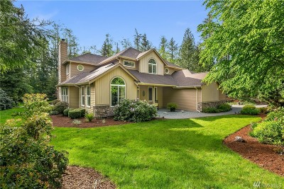 North Bend WA Single Family Home For Sale: $1,149,950