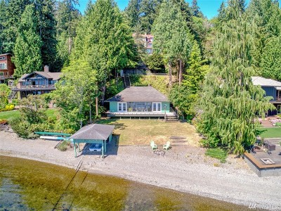 Residential Lots & Land For Sale: 1258 W Lake Sammamish Pkwy SE