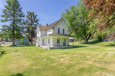 Cashmere Single Family Home For Sale: 5968 Locust Lane