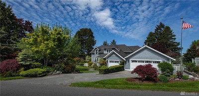 Freeland Single Family Home Sold: 1657 Lynne Dr
