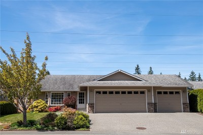 Snohomish Single Family Home For Sale: 12724 58th Dr SE