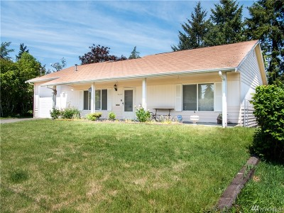 Single Family Home For Sale: 4627 N 16th St