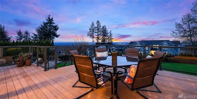Bellevue Single Family Home For Sale: 6737 170th Place SE