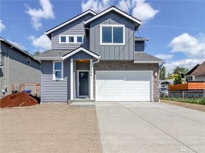 Tacoma Single Family Home For Sale: 8029 E D St