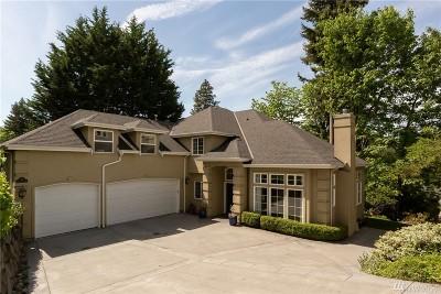 Kirkland Single Family Home For Sale: 9721 111th Ave NE