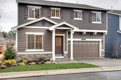 Maple Valley Single Family Home For Sale: 26227 227th Terr SE #5