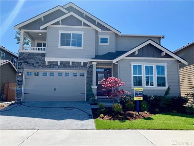 Woodinville Single Family Home For Sale: 12519 NE 150th St #15