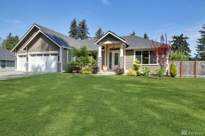 Puyallup Single Family Home For Sale: 7013 102nd St E