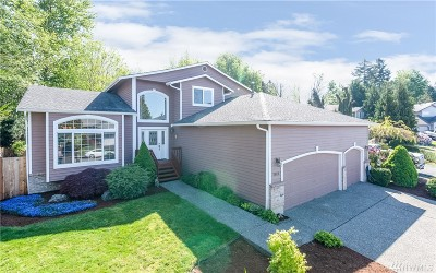Marysville Single Family Home For Sale: 7813 73rd Place NE