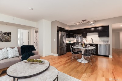 Condo/Townhouse Sold: 2911 2nd Ave #205