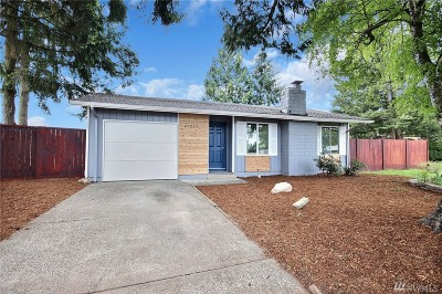 Single Family Home For Sale: 29020 40th Ave S