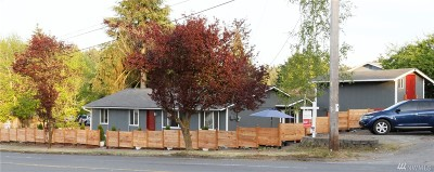 Tacoma Single Family Home For Sale: 5702 S 12th St