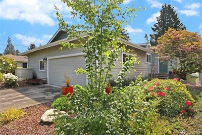 Newcastle Single Family Home For Sale: 11427 SE 87th St