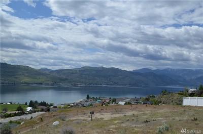 Chelan, Chelan Falls, Entiat, Manson, Brewster, Bridgeport, Orondo Residential Lots & Land For Sale: 135 Crest Dr