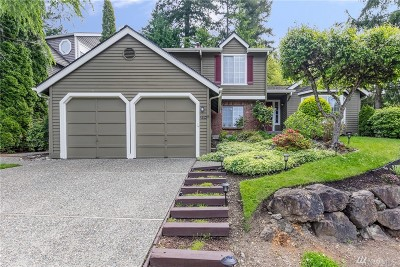 Sammamish Single Family Home For Sale: 4312 245th Ave SE