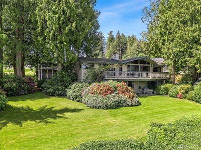 Camano Island Single Family Home For Sale: 1410 Larkspur Lane