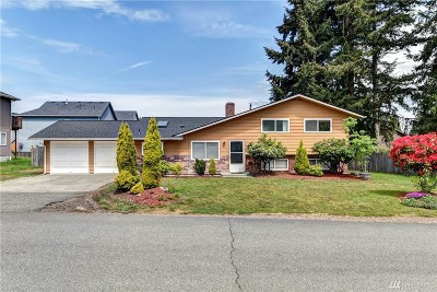 Everett Single Family Home For Sale: 2723 94th Place SE