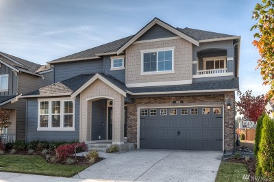 Woodinville Single Family Home For Sale: 15362 127th Ave NE #80