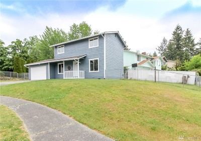 Tacoma Single Family Home For Sale: 7405 S