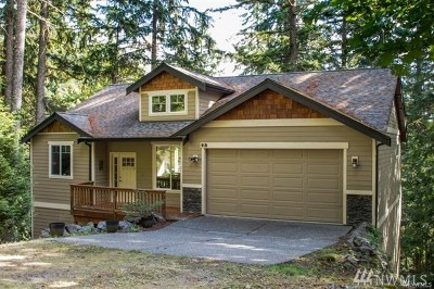 Bellingham Single Family Home For Sale: 9 Green Hill Rd