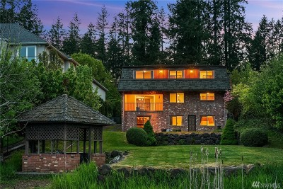 Woodinville Single Family Home For Sale: 17312 185th Ave NE