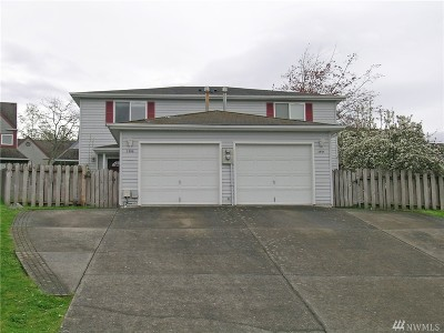 Whatcom County Multi Family Home For Sale: 2506 Claudia Ct