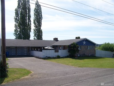 Chehalis Single Family Home For Sale: 1652 Bishop Rd