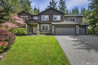 Poulsbo Single Family Home Pending Inspection: 23788 Montecarlo Place NW
