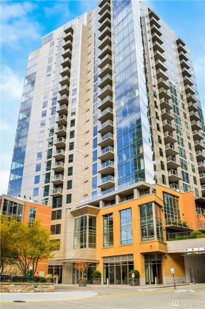 Bellevue Condo/Townhouse For Sale: 10650 NE 9th Place #2520