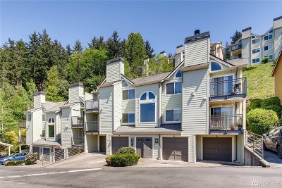 Bellevue Condo/Townhouse For Sale: 3804 130th Lane SE #B5
