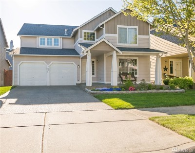 Lacey Single Family Home For Sale: 7055 Axis St SE