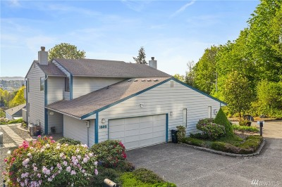 Thurston County Condo/Townhouse For Sale: 1605 8th Ave SE