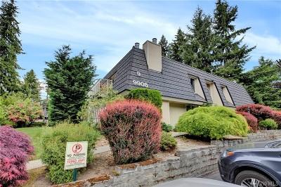 Kirkland Condo/Townhouse For Sale: 9908 NE 124th St #908