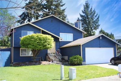 Single Family Home For Sale: 3505 52nd Ave NE