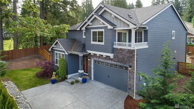 Kenmore Single Family Home For Sale: 16652 74th Ave NE