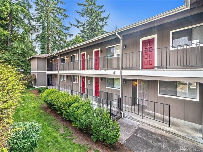 Federal Way Condo/Townhouse For Sale: 2123 SW 318th Place #C1